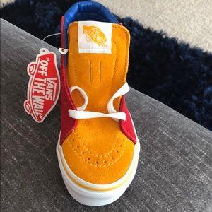 Toddler Vans Sneaker - Brand New